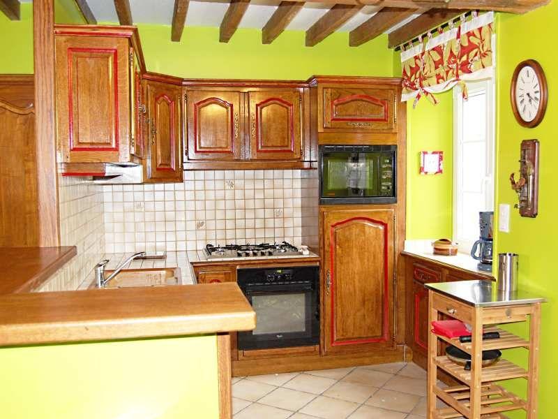 Cocina americana Alquiler Casa rural 66490 Vire
