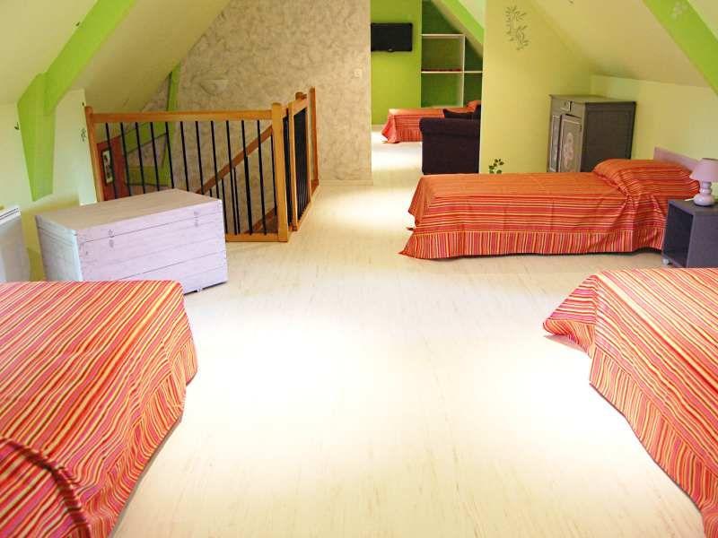dormitorio 5 Alquiler Casa rural 66490 Vire