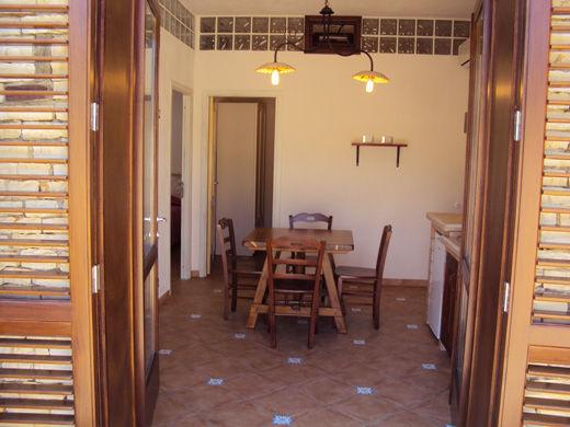Sótano Alquiler Villa 80627 Scopello