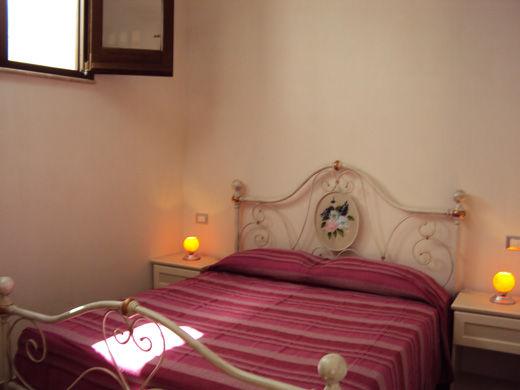 dormitorio 1 Alquiler Villa 80627 Scopello