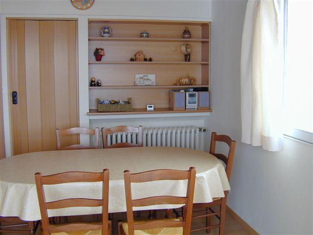 Comedor Alquiler Apartamento 64 Alpe d'Huez