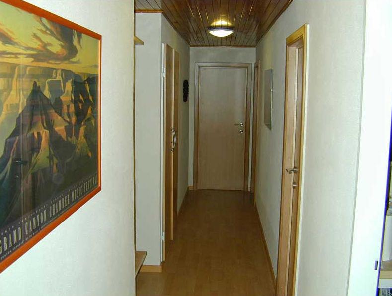 Pasillo Alquiler Apartamento 64 Alpe d'Huez