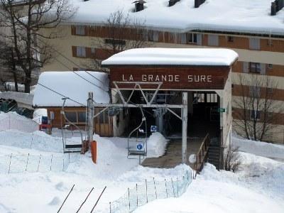 Otras vistas Alquiler Apartamento 64 Alpe d'Huez