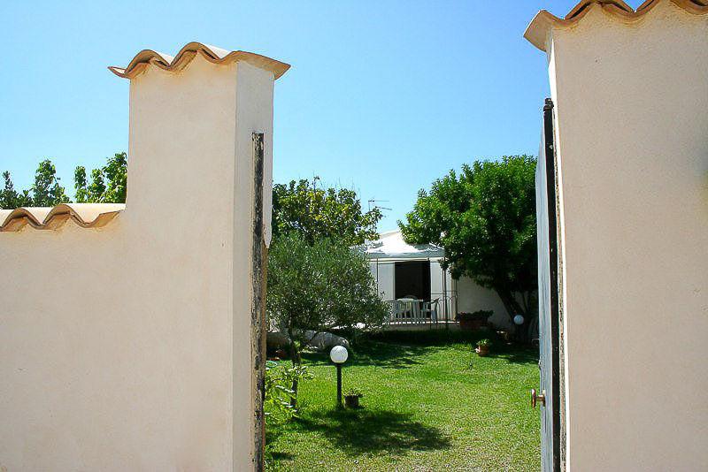 Entrada Alquiler Apartamento 78356 Tre Fontane