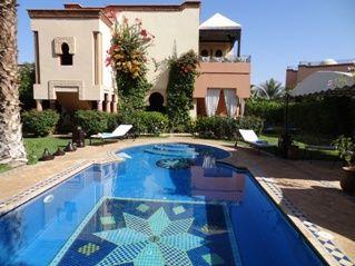 Alquiler Villa 83535 Marruecos