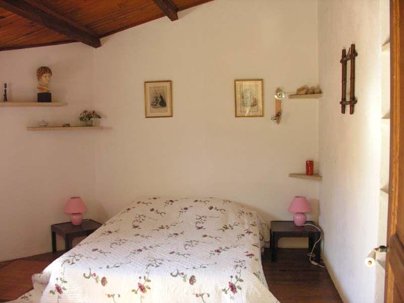 dormitorio 1 Alquiler Casa rural 69702 Uzès