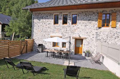 Jardín Alquiler Casa rural 101918 Annecy