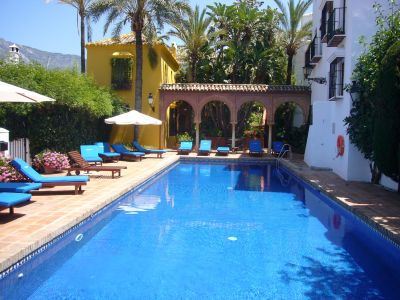 Piscina Alquiler Casa 106740 Marbella
