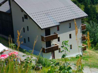 Vistas exteriores del alojamiento Alquiler Apartamento 112032 Le Bourg-d'Oisans