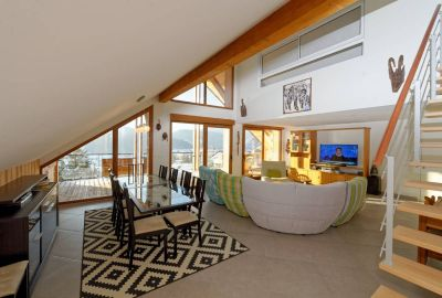 Sala de estar Alquiler Apartamento 112895 Villard de Lans - Corrençon en Vercors