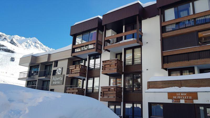 Vistas exteriores del alojamiento Alquiler Apartamento 113954 Val Thorens