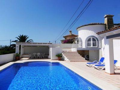 Piscina Alquiler Villa 114094 Calpe
