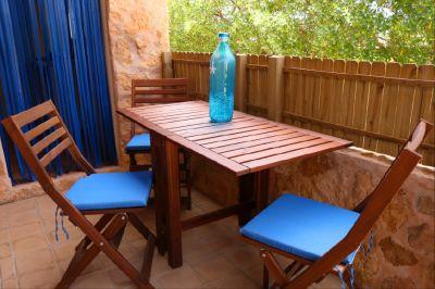 Terraza Alquiler Apartamento 116358 Formentera