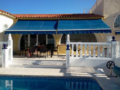Terraza 1 Alquiler Villa 83310 Benidorm