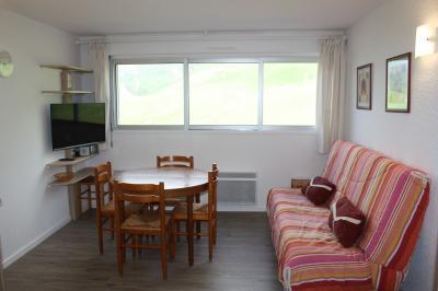 Sala de estar Alquiler Apartamento 91169 La Mongie