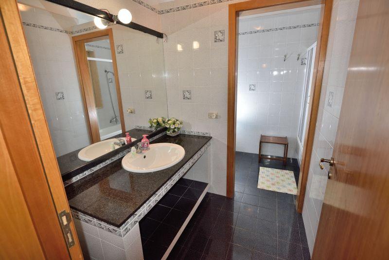 cuarto de baño 1 Alquiler Villa 93054 Gallipoli