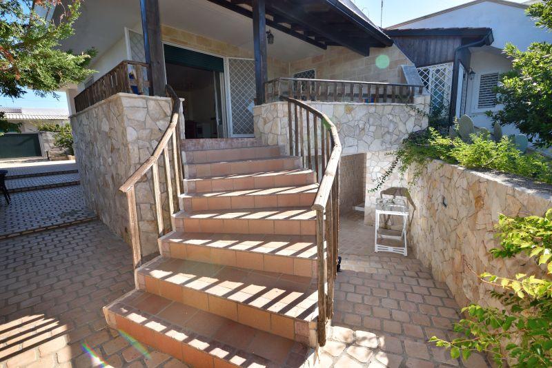 Entrada Alquiler Villa 93054 Gallipoli