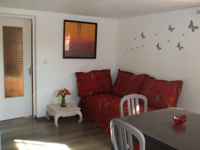Sala de estar Alquiler Apartamento 103827 Biarritz