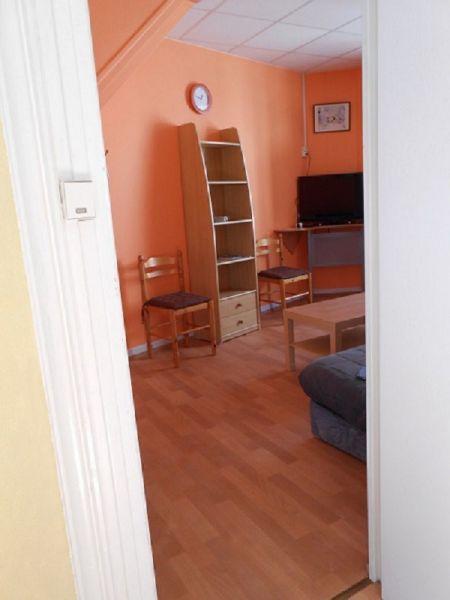 Sala de estar Alquiler Apartamento 115202 La Bourboule