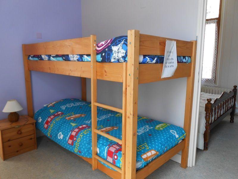 dormitorio 2 Alquiler Apartamento 115202 La Bourboule