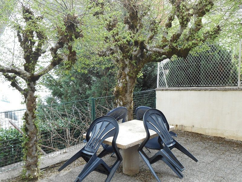 Patio Alquiler Apartamento 115202 La Bourboule