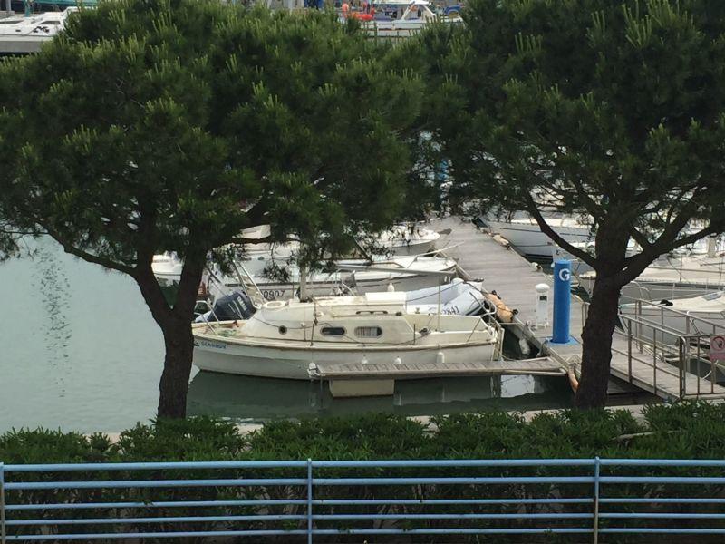 Vistas desde el alojamiento Alquiler Apartamento 115682 Port La Nouvelle