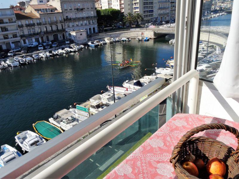 Vistas exteriores del alojamiento Alquiler Estudio 115750 Sete
