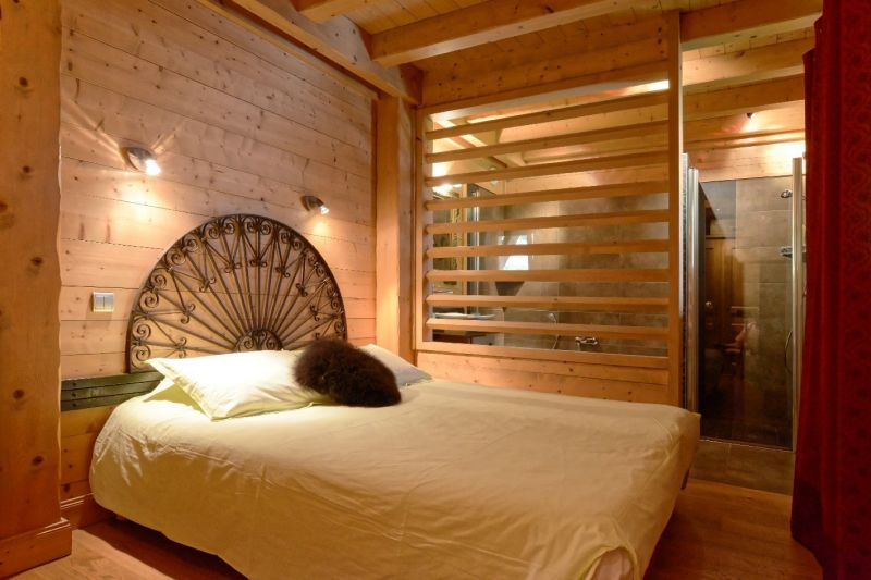 dormitorio 1 Alquiler Chalet 117698 Samoëns