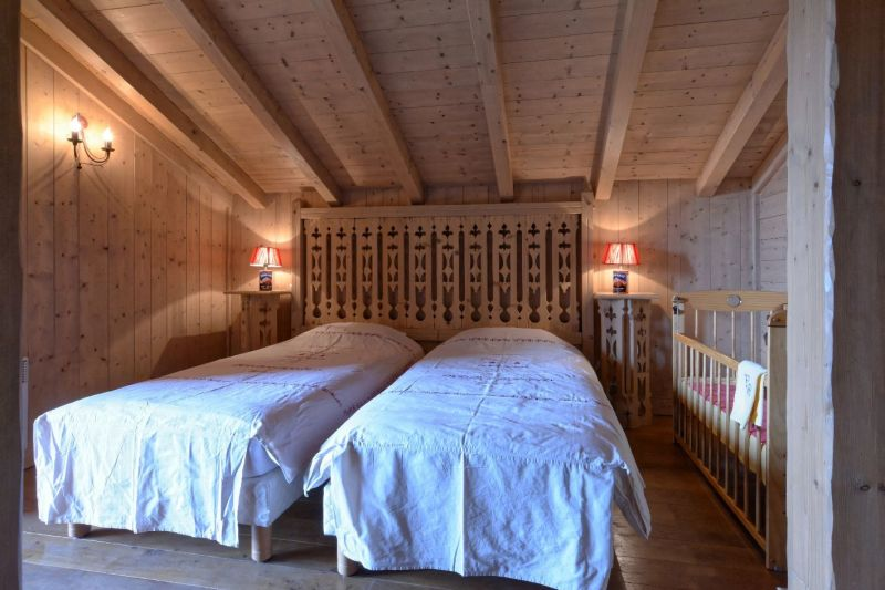 dormitorio 4 Alquiler Chalet 117698 Samoëns