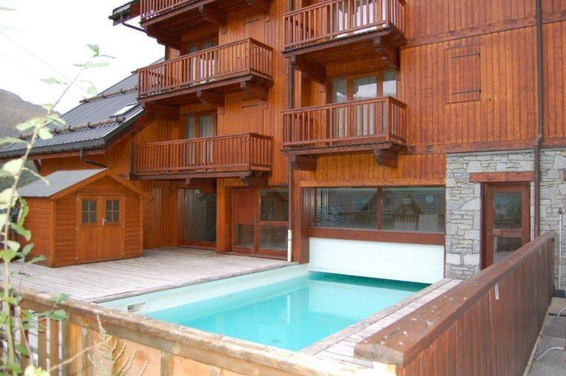 Piscina Alquiler Apartamento 117722 Valloire