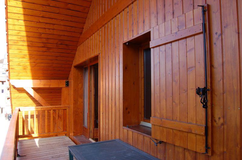 Vistas exteriores del alojamiento Alquiler Apartamento 117722 Valloire