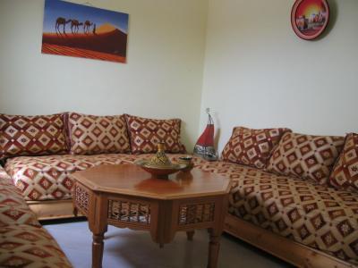 Salón Alquiler Apartamento 75886 Essaouira