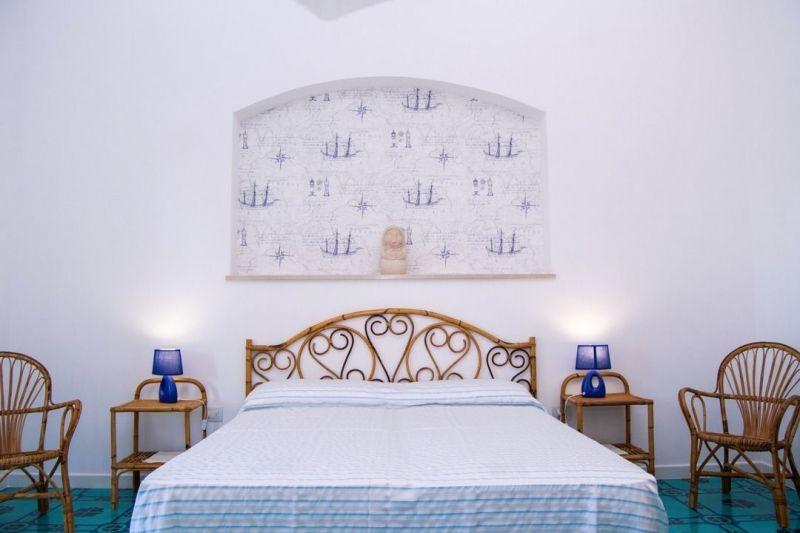 dormitorio 1 Alquiler Apartamento 77666 Marina di Mancaversa
