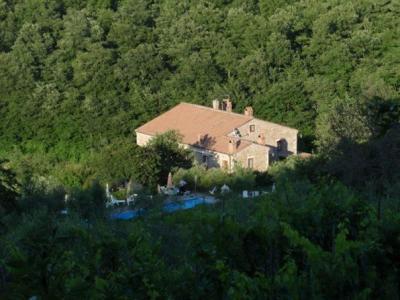 Vistas desde el alojamiento Alquiler Casa rural 86545 Rapolano Terme