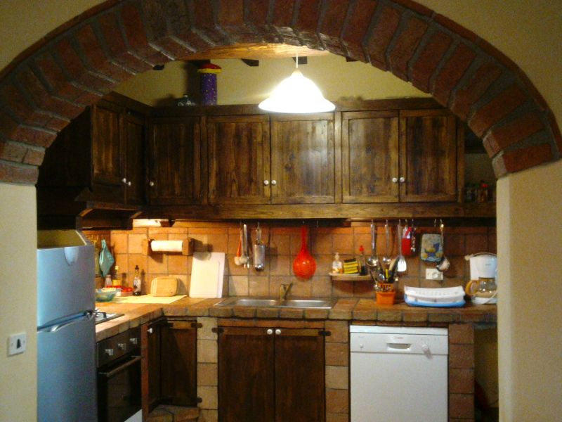 Kitchenette Alquiler Casa 87280 Cortona