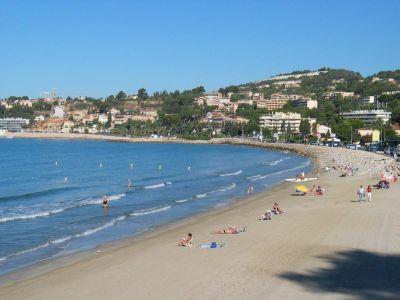 Playa Alquiler Estudio 87435 Bandol