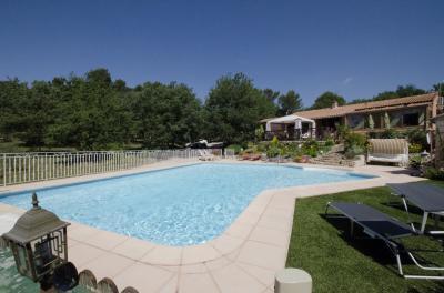 Terraza 1 Alquiler Villa 90880 Aix en Provence