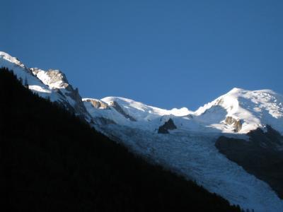 Vistas desde el alojamiento Alquiler Apartamento 92446 Chamonix Mont-Blanc