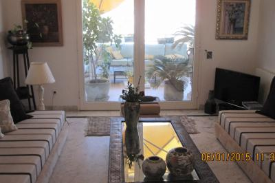 Sala de estar Alquiler Apartamento 93058 Tunis