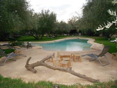 Piscina Alquiler Villa 94102 Marruecos
