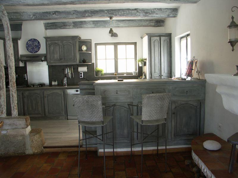 Cocina americana Alquiler Villa 94916 La Cadière d'Azur