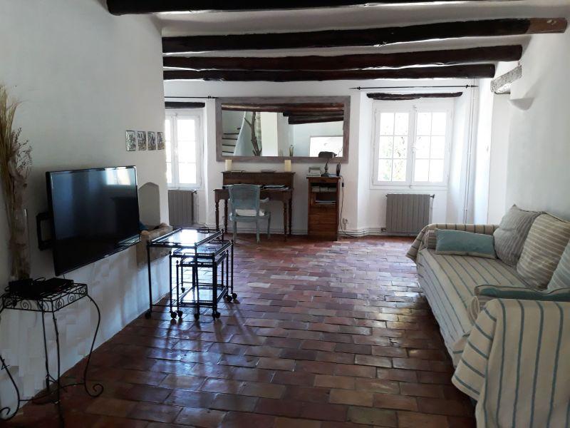 Sala de estar Alquiler Villa 94916 La Cadière d'Azur
