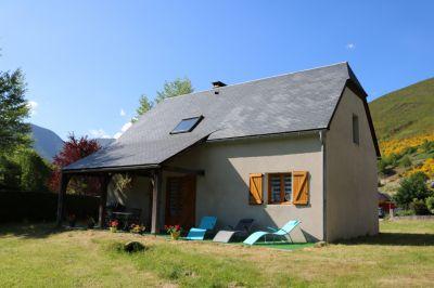 Vistas exteriores del alojamiento Alquiler Casa 95270 Saint Lary Soulan
