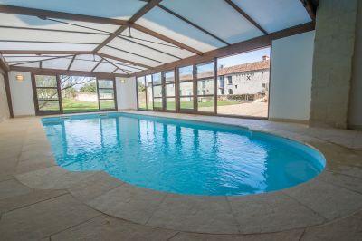 Piscina Alquiler Casa rural 105572 Saumur