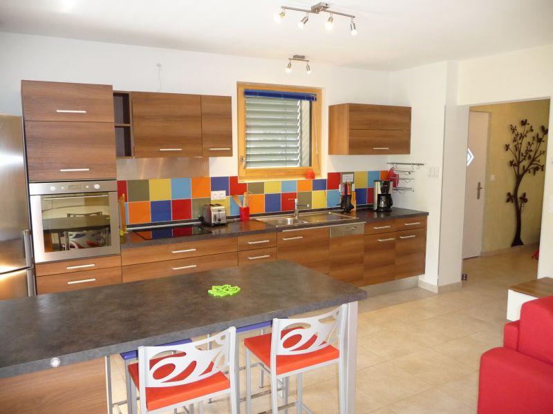 Cocina americana Alquiler Apartamento 106719 Evian les Bains