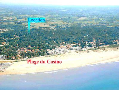 Playa Alquiler Casa 107814 Saint Brevin les Pins