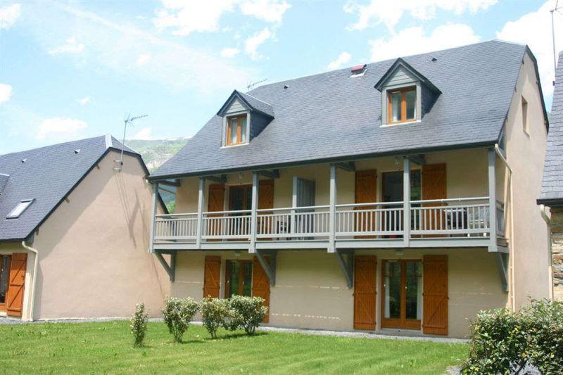Vistas exteriores del alojamiento Alquiler Apartamento 111967 Luz Saint Sauveur