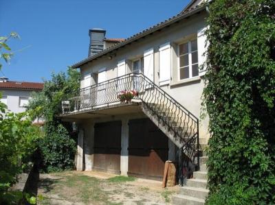 Vistas exteriores del alojamiento Alquiler Apartamento 68119 Millau