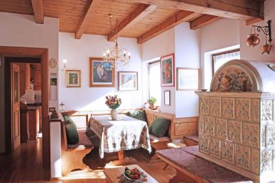 Sala de estar Alquiler Apartamento 80398 Alleghe