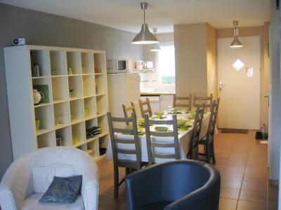 Comedor Alquiler Casa 80399 Le Touquet
